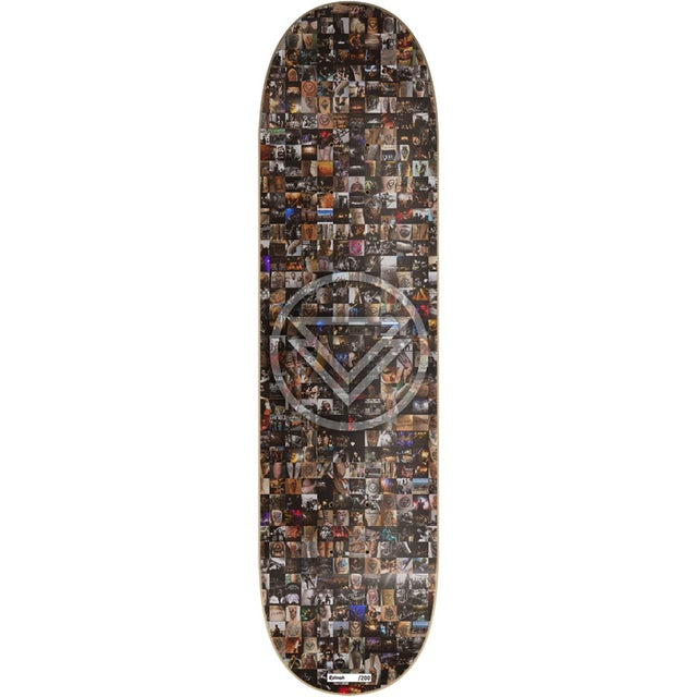The Ghost Inside Skate Deck (Limited Edition)