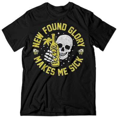 New Found Glory Barbed Tee (Black)
