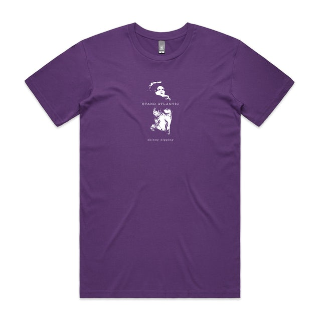 Stand Atlantic SD Girl T-shirt (Purple)