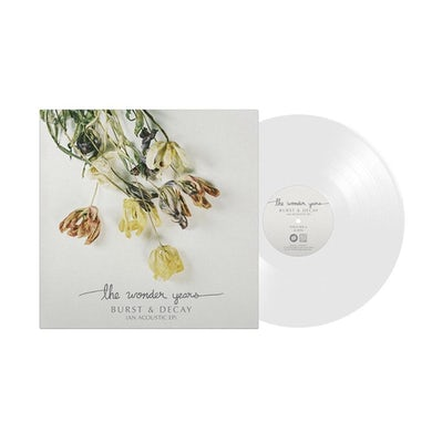 Burst & Decay LP (White) (Vinyl)