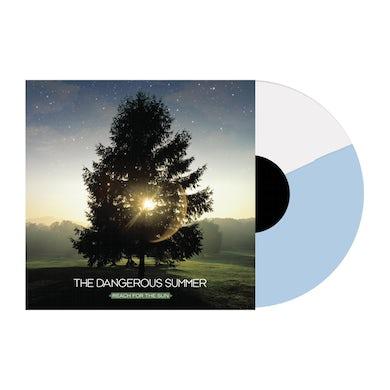 The Dangerous Summer Reach For The Sun LP (White + Light Blue Half/Half) (Vinyl)