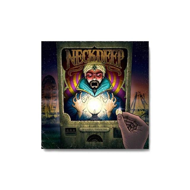 Neck Deep Wishful Thinking CD
