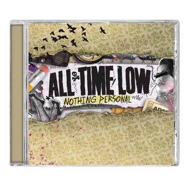 All Time Low Nothing Personal CD