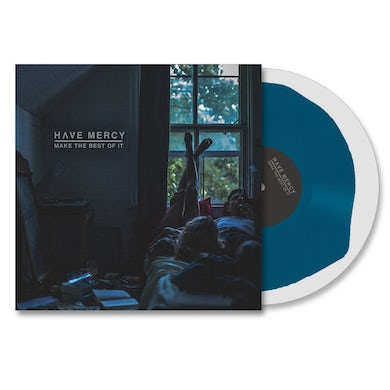 Have Mercy Make The Best Of It LP (Turquoise In Clear) (Vinyl)