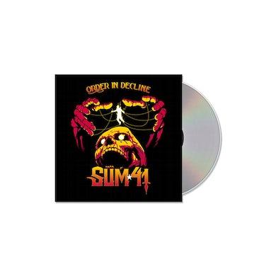 Sum 41   Order in Decline CD