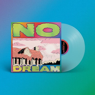 NO DREAM LP (Seafoam) (Vinyl)