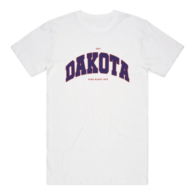 Between You And Me Dakota Tee (White)