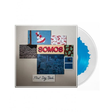 """First Day Back 12"""" Vinyl (Coudy Clear/Sky Blue)"""