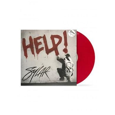 Sylar HELP! LP (Red Vinyl)
