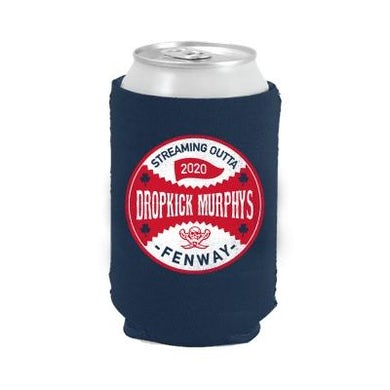 Dropkick Murphys Streaming Outta Fenway Coozie (Navy)
