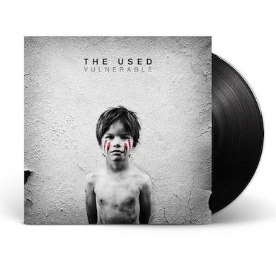 The Used Vulnerable LP (Black) (Vinyl)