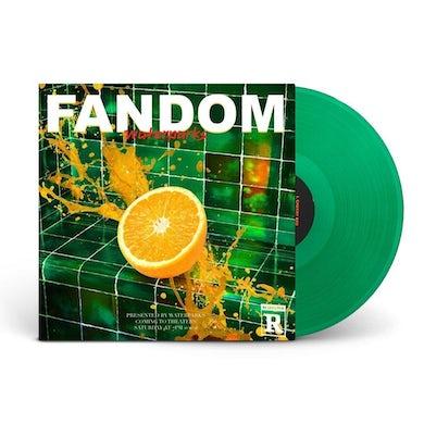 Waterparks FANDOM LP (Green) (Vinyl)