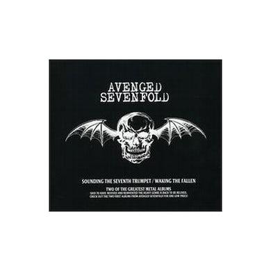 Avenged Sevenfold Sounding The Seventh Trumpet / Waking The Fallen 2CD
