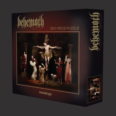 Behemoth Say Your Prayers Puzzle (500 Piece)