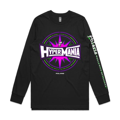 Polaris HyperMania Longsleeve (Black)