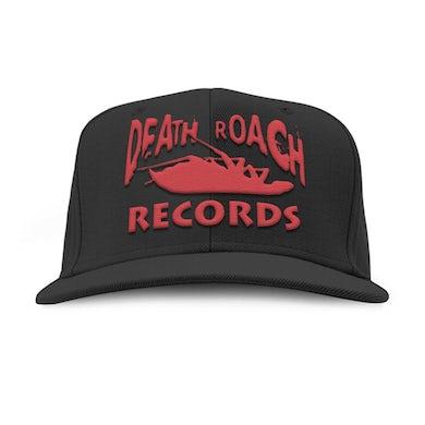 Papa Roach Death Roach Snapback (Black)