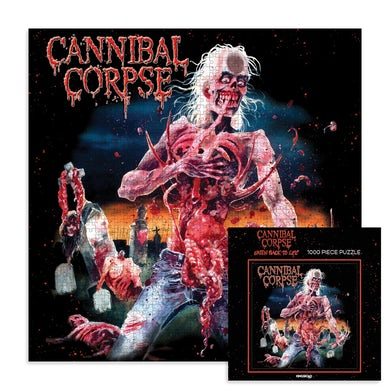 Cannibal Corpse Eaten Back To Life Puzzle (1000 Piece)