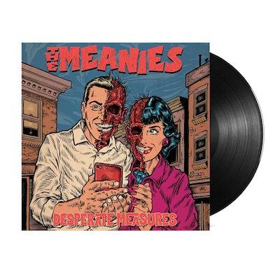 The Meanies Desperate Measures LP (Black) (Vinyl)