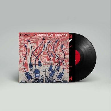 Spoon A Series of Sneaks LP (Black) (Vinyl)