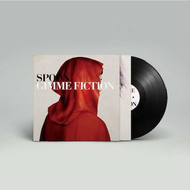 Spoon Gimme Fiction LP (Black) (Vinyl)