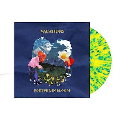 Forever In Bloom LP (Yellow w/ Blue Splatter) (Vinyl)