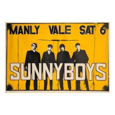 Sunnyboys Manly Vale Tea Towel