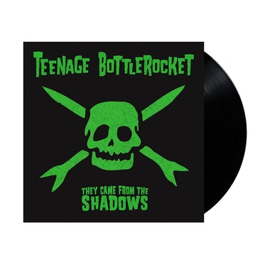 Teenage Bottlerocket They Came From The Shadows LP (Black) (Vinyl)