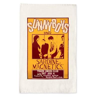 Sunnyboys Trade Union Club Tea Towel