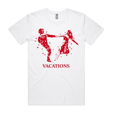 Vacations Dancer Tee (White)