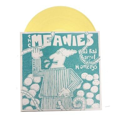 "The Meanies Bad Barrel of Monkeys 7"" (Vinyl)"