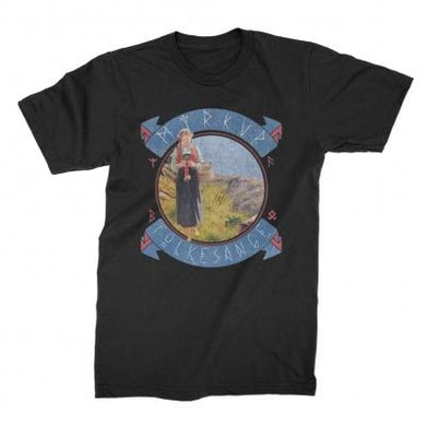 Myrkur Folkesange Meadows T-Shirt (Black)