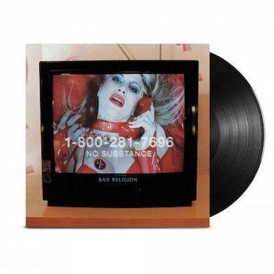 Bad Religion No Substance LP (Black) (Vinyl)