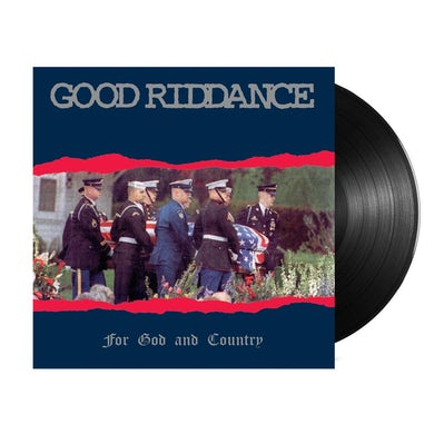 Good Riddance For God And Country 25th Anniv. LP (Colour Vinyl)