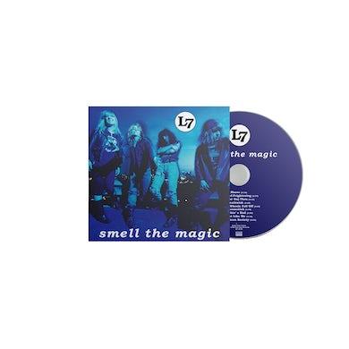 L7 Smell The Magic 30th Anniv. Reissue CD