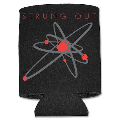 Strung Out Black/Red Astrolux Coozie (Black)
