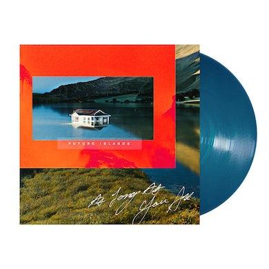Future Islands As Long As You Are LP (Petrol Blue) (Vinyl)