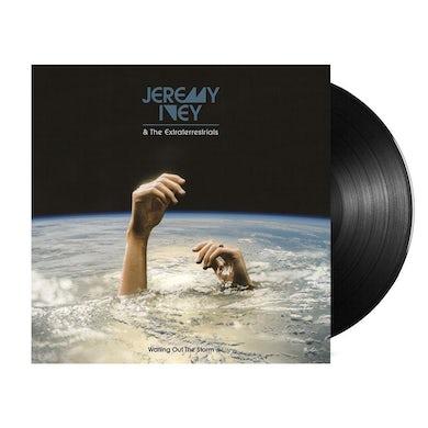 Jeremy Ivey Waiting Out The Storm LP (Black) (Vinyl)