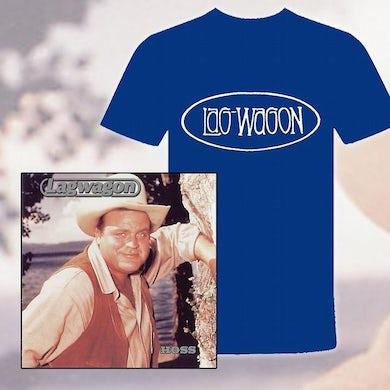 Hoss LP (25th Anniversary Colour Vinyl) + T-shirt