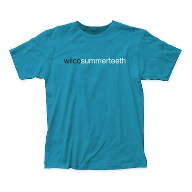 Wilco Summerteeth Tee (Blue)