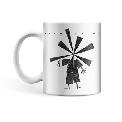 The Smith Street Band Spiralling Mug (White)
