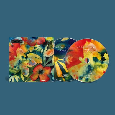 AdriAnne Lenker songs and instrumentals 2CD