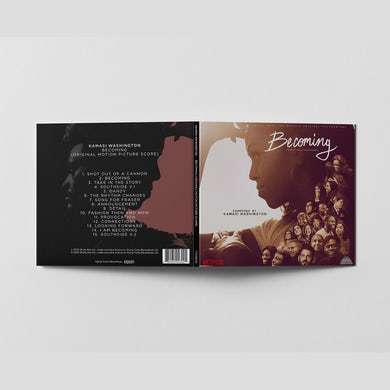 Kamasi Washington Becoming CD