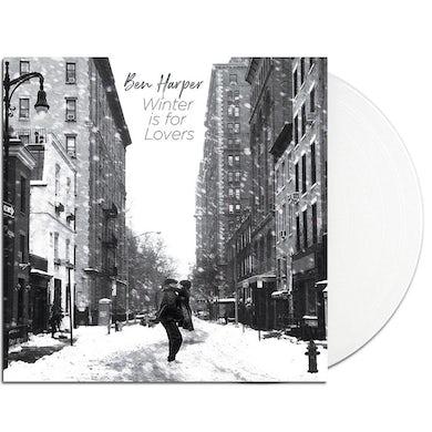 Ben Harper Winter Is For Lovers LP (White) (Vinyl)