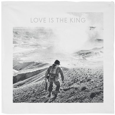 Jeff Tweedy Love Is The King Bandana