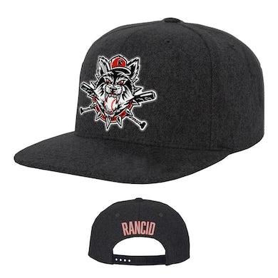 Rancid Wolves Limited-Edition Hat (Black)