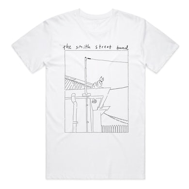 Mouse The Cat Tee (White)