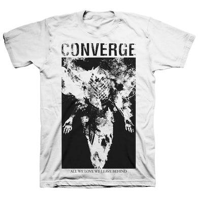 Converge Predatory Glow Tee (White)