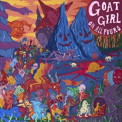 Goat Girl On All Fours CD