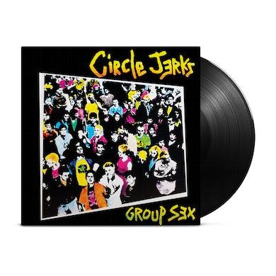 Group Sex Reissue LP (Black) (Vinyl)