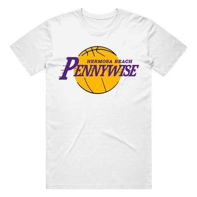 Pennywise LA Tee (White)